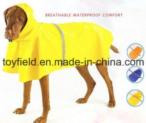 Pet Product Supply Clothes Waterproof Dog Raincoat pictures & photos