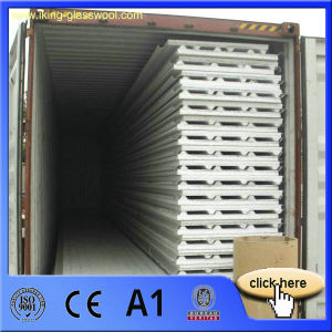 Polystyrene EPS Sandwich Panel Building Material pictures & photos