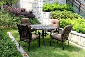 Practical Garden Rockport 5PC. Dining Set Furniture pictures & photos
