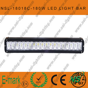 30inch 180W LED Light Bar Spot 4*4 Offroad 4WD LED Truck Light Boat Ute Car Lamp Nsl-18018c-180W pictures & photos