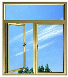 Custermized Double Glazed Aluminium Side Hung Window