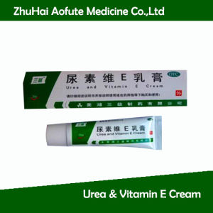 Urea & Vitamin E Cream OTC Ointment pictures & photos