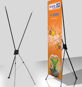 High Quality X-Banner Stand pictures & photos