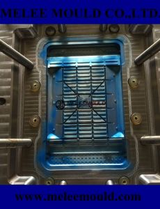 Plastic New Design Crate Mould pictures & photos