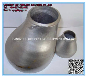 DIN Stainless Steel Sanitary Pipe Fitting Eccentric Reducer pictures & photos