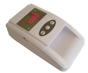Euro Value Portable Banknote Detector + Local Value Detector pictures & photos