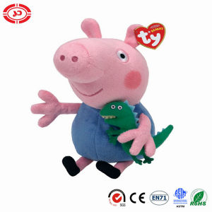 Ty Beanie Babies George Regular Pig Plush Toy pictures & photos