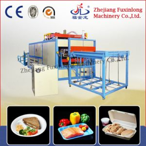 EPS Foam Hi-Speed Noodle Tray Vacuum Forming Machine pictures & photos