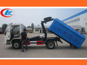 4X2 Mini Small Roll off Garbage Truck Foton Forland pictures & photos
