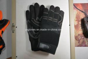 Weight Lifting Glove-Safety Glove-Mechanic Glove-Working Glove-Work Gloves pictures & photos