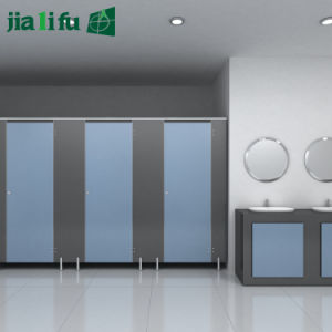 Jialifu Compact Laminate Bathroom Cubicle pictures & photos