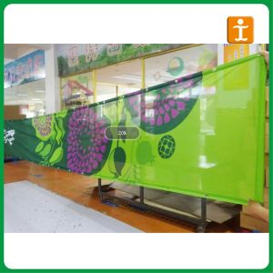 Custom PVC Mesh Fence Banner, Fabric Mesh Fence Banner pictures & photos