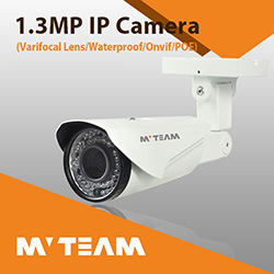 High Quality IP Camera with Varifocal Lens P2p CCTV Camera Waterproof Bullet School Hospital Security CCTV Camera with CE FCC RoHS pictures & photos