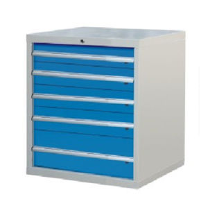 Westco Tool Cabinet with Drawers (Drawer Cabinet, Workshop Cabinet, TL-0850-5)