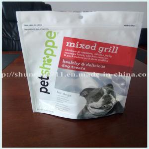 Zip Lock Pet Food Plastic Packaging Bags pictures & photos