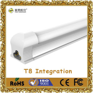 9W T8 Integration 9W LED Tube Light pictures & photos