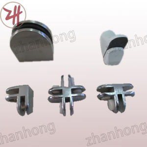 Factory Direct Sale Zinc Alloy Glass Shelf Brackets (ZH-3006)