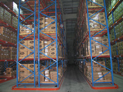 Steel Pallet Racking System for Wareshoue Storage in China pictures & photos