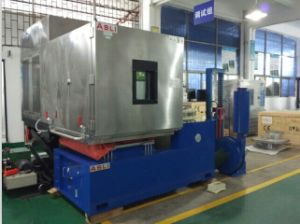 Vibration Temperature Humidity Combined Reliability Test Chamber pictures & photos