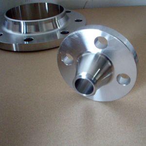Aluminum ASTM B247 210 B221 6063 Weld Neck Flange pictures & photos