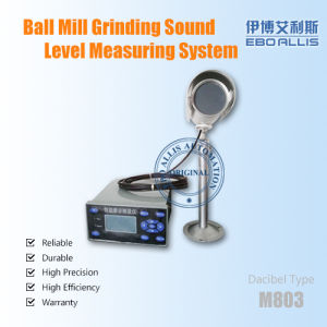 Cement Ball Mill Grinding Smart Fill Level Control