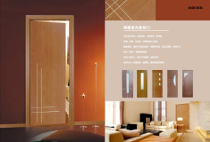 Conch One Screen 880 Foaming Suit PVC Door pictures & photos