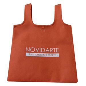 Cheap Wholesale Fasional T-Shirt Shpe Non-Woven Shopper Bag