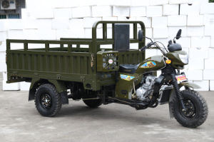 2016 Three Wheeled Cargo Tricycle with SGS Report pictures & photos