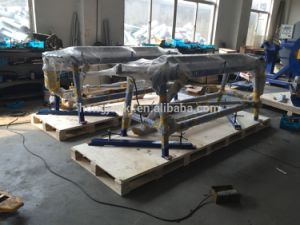 Spiral Duct Machine with Length Roller Shear Cutting Device pictures & photos