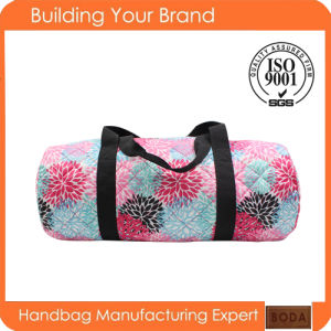 Hot Sale in USA Market Printing Flower Travel Luggage Bags pictures & photos