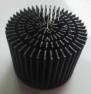 Cold Forged LED Downlight Aluminum Heat Sink pictures & photos