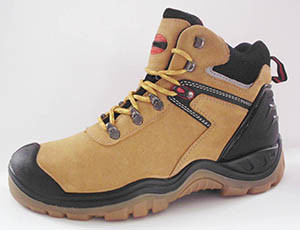 Shanghai Lingtech Sport Casual Design Safety Shoes