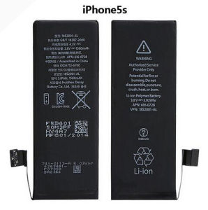 Battery for iPhone5S /3.7V Lithium Polymer Mobile Phone Batteries for iPhone 5s pictures & photos