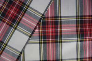 Wool Fabric for Suiting 50W50p Tweed pictures & photos