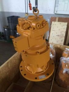 (6SM/7SM/8SM/14SM/22SM) Korea Yuken Oil Hydraulic Swing Motor for Excavator pictures & photos