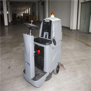 Handheld Manual Powerful Floor Cleaning Scrubber for Hard Floor 012 pictures & photos
