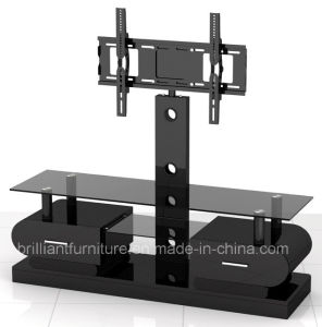 MDF Living Room Furniture LCD TV Stand with Bracket (BR-TV479)