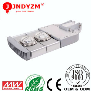 Aluminum Body All in One Waterproof IP66 COB CREE Chips Energy Saving LED Street Light