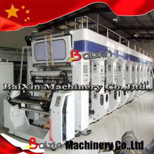 High-Speed Computerized Gravure Printing Machine pictures & photos