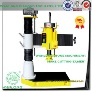 Dk-300 High Quality Hydraulic Clamping Radial Drilling Machine for Glass Tile Stone Panel Drilling pictures & photos