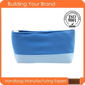 Custom Wholesale Printed Cotton Fashion Makeup Cosmetic Bag pictures & photos