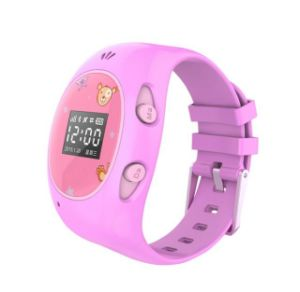GPS Wrist Smart Mobile /Cell Phone Watch for Kids/ Lady Person Tracker
