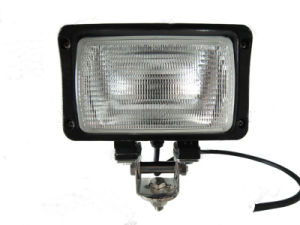 35W 6.3′′ HID Work Light for Offroad Truck Jeep 4WD ATV pictures & photos