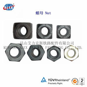 Chinese Manufacture Price Nylon Lock Nut pictures & photos