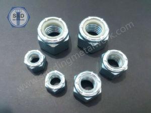 Nylon Lock Nut DIN985