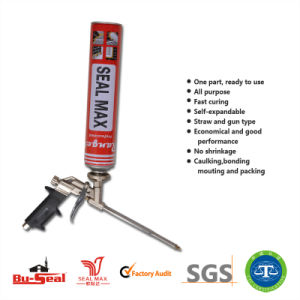CFC Free Expanding Straw for 750 Ml PU Foam