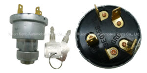 Ignition Switch with Anti-Restart Function for Caterpillar 3e0156 pictures & photos