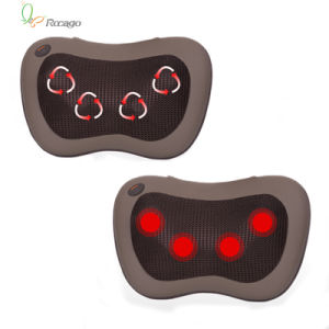Portable Massage Pillow for Travel & Car Use pictures & photos