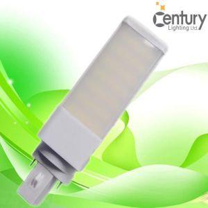 7W G23/G24/E26/E27 LED Pl Light Bulb LED Pl Downlight LED Bulb pictures & photos
