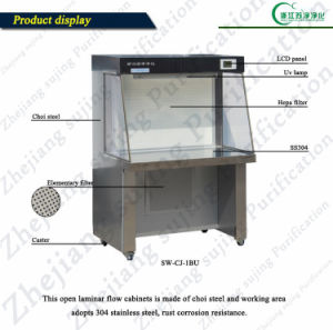 Horizontal Clean Bench, Laminar Flow Cabinet pictures & photos